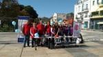 Пловдив отбелязва на 15 октомври  Международния ден на белия бастун